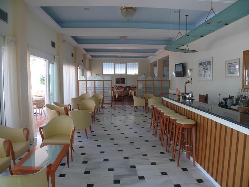 ξενοδοχεία στο νησί της αίγινας - Danae Hotel