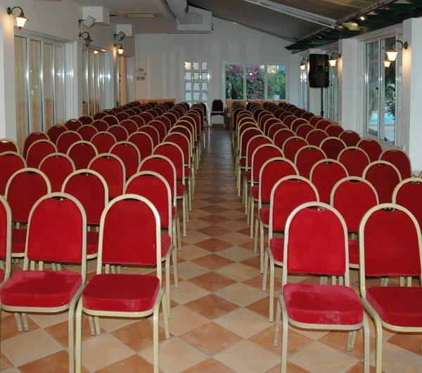 οργανώσεις συνεδρίων αίγινα - Danae Hotel