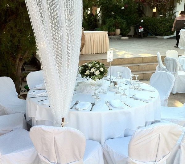 catering στην αίγινα - Danae Hotel