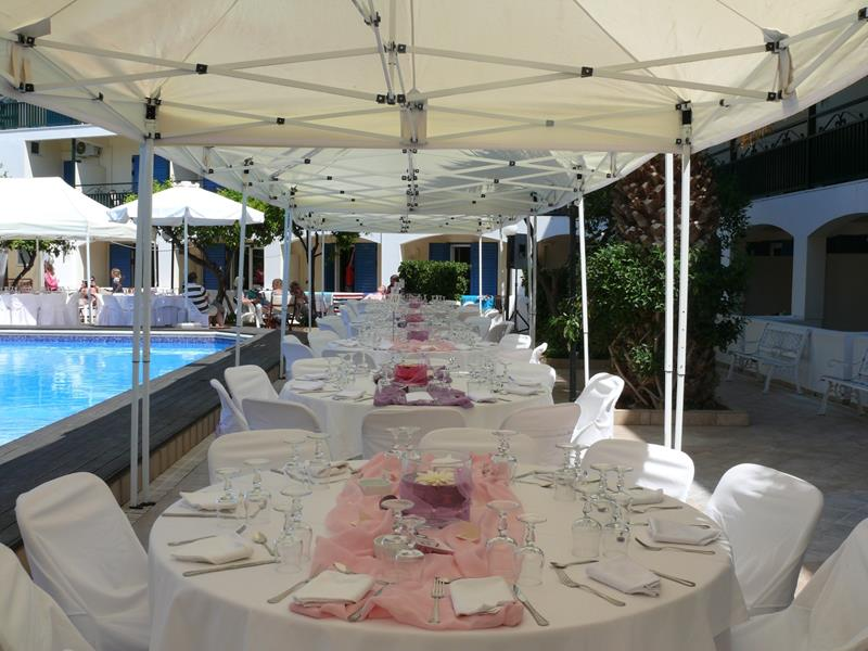 hotels aegina greece - Danae Hotel