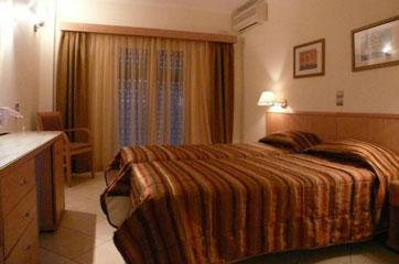 διαμονη αιγινα - Danae Hotel