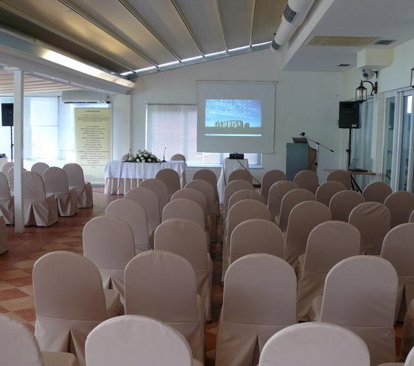 οργάνωση συνεδρίων στην αίγινα - Danae Hotel